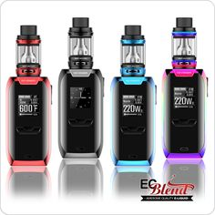 The Revenger Kit is now in stock at ECBlend Flavors! Get this gorgeous and powerful kit today! Cloud City, Cloud 9, Vaping Mods, Vape Art, Vape Accessories, Up In Smoke, Vape Shop, Vape Juice, Puppys