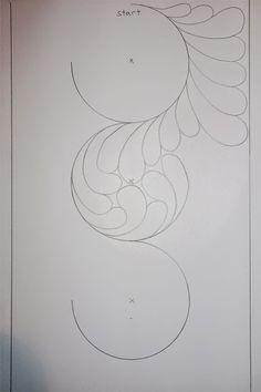http://sampaguitaquilts.blogspot.com/2014/05/plate-feathers-tutorial.html