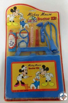 Disney Toys, Disney Mickey, Mickey Mouse, Lisa, Lunch Box, Medical, Comics, Books, Libros
