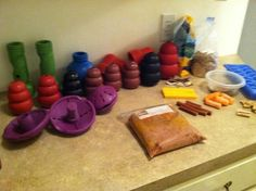 Kongs and other puzzle toys are great enrichment tools. They provide oh-so-necessary mental exercise and are a simpleway to improve your dog's life. Here's how I make Kong-prep easy for myself so ...