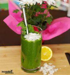 Lemon Mango Weight Loss Green Smoothie Recipe