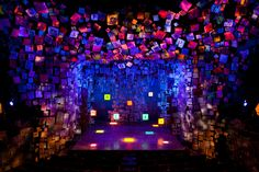 matilda stage set - Google Search