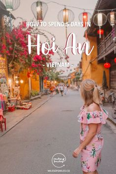 What to do in Hoi An, Vietnam? Here are 5 Awesome Things to do - Vietnam Destinations, Vietnam Travel Guide, Asia Travel, Travel List, Budget Travel, Travel Destinations, Hoi An, In China, Hanoi