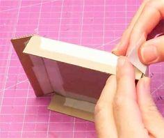 como-hacer-una-caja-sorpresa-para-mi-novio Container, Gifts, Diana, Ideas, Paper, Amor, Decoration Crafts, Presents, Gifs
