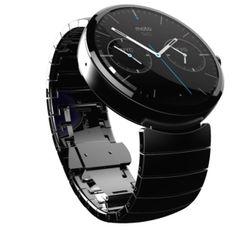 موتورولا تعلن عن ساعة اليد الذكية Moto 360 - صدى التقنية