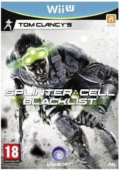 Splinter Cell: Blacklist Receives Revised Box Art