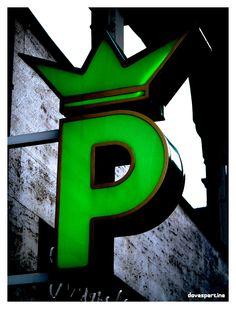 king P by *davespertine on deviantART letter  p