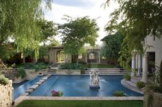 """Known as """"La Casa Que Canta,"""" or The House of Song, this 19,475-square-foot home was inspired by Spain, Italy, Morocco, India and Mexico."""
