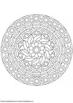 Multiple Mandalas