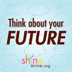 Thinking about your future? Whether you are about to start your senior year, have recently graduated or are a career-oriented alumna, www.ShineBeyond.org is a great resource to help you reach your goals!