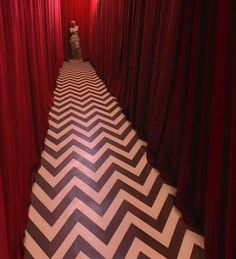 twin peaks black lodge