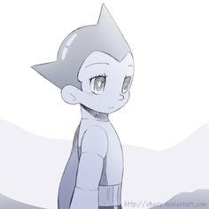 a picture of astro boy i found here: http://shazy.deviantart.com/art/Art-Dump-05-319724170