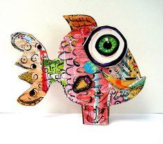 paper fish 5 by davis.jacque, via Flickr