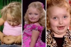 honey boo boo child :) hahaha
