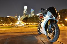 Bike and city night motorcycles pinterest city ultimate triumph675 fandeluxe Choice Image