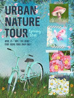 Nature Tour Poster