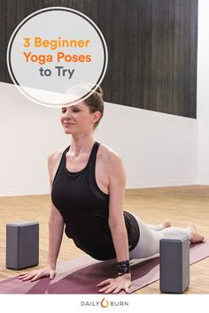 Too intimidated to try a yoga class? Daily Burn's new Yoga Fundamentals program breaks down beginner yoga poses into simple, easy-to-follow steps, so you can flow on your own at home. #yogafundamentals #beginneryogaposes via @dailyburn