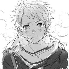 Kyoukai no Kanata~~Akihito Kanbara Sad ;--------------------; ~~~~~~~~~~~~~~