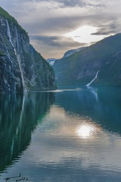 Photograph Storfjorden by Michail Christodoulopoulos on 500px
