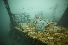 """""""The sinking World"""" by Andreas Franke #rococco return"""