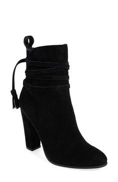 601e0c98970 Steve Madden Steve Madden  Glorria  Block Heel Bootie (Women) available at