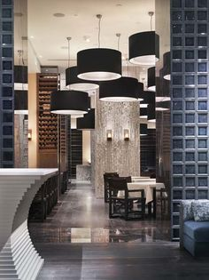 I like the different height lights W Hotel #SouthBeach, #Miami, FL http://hotels.vipsaccess.com/hotel/?refid=3661=pcln_phn_11-06-20-15_hid=40005