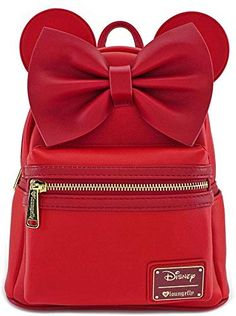backpacks online shopping for Loungefly x Disney Minnie Mouse Ears Mini Backpack from top store. See new offer for Loungefly x Disney Minnie Mouse Ears Mini Backpack Mini Mochila, Mochila Adidas, Cute Mini Backpacks, Kids Backpacks, School Backpacks, Disney Minnie Mouse Ears, Disney Mickey, Disney Purse, Backpack Reviews