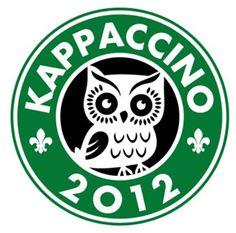 KAPPACCINO Next year for Kappa Kappaccino! <3