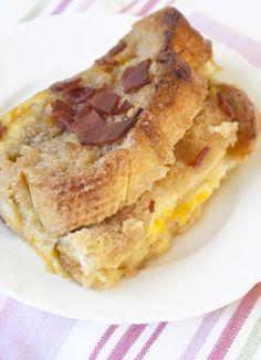 Baked French Toast Casserole...yum!