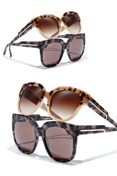 Shade your view with super hot shades from Stella McCartney.