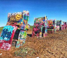 Weekend Wanderings: Amarillo, TX Roadside Attractions – McGee Travel Tales