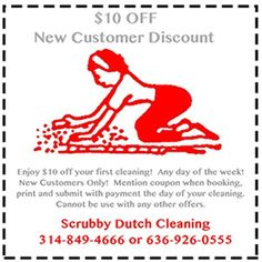 cleaning service advertisement example - Google Search   Cleaning ...