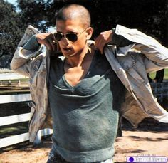 Wentworth Miller Photo Gallery : theBERRY