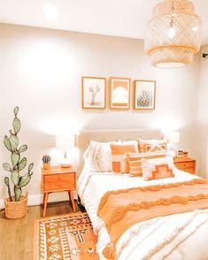 Cute Bedroom Ideas, Cute Room Decor, Room Ideas Bedroom, Home Bedroom, Bedroom Decor, Bedroom Inspo, Aesthetic Room Decor, Boho Room, My New Room