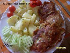 Recept Kuřecí v bylinkovém těstíčku - Naše Dobroty na každý den
