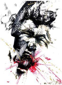 Exploding Paintings - Hua Tunan. Art Experience:NYC http://www.artexperiencenyc.com/social_login