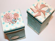 Decorating the Days of Our Lives: Friendship Box with CTMH Seaside