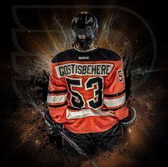 7f4f84d8765 Flyers Players, Flyers Hockey, Hockey Mom, Hockey Teams, Hockey Stuff,  Hockey