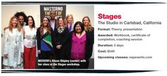 Ever want to be a platform artist? Beauty industry leader? Or just more comfortable talking to your clients? The Stages workshop teaches how to master the art of authentic speaking--a tool in easing the fear in public speaking.