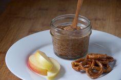 Cinnamon Maple Almond Butter Recipe // Dula Notes