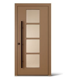 FRONT DOORS NEVOS ALU By JOSKO Uniform Overall Look Creates A Sense Of  Well Being