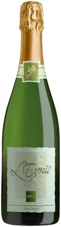 Veuve Amiot Saumur L'Esprit D'Amiot. Cette cuvée se distingue par sa robe jaune paille, son arôme puissant, sa vinosité intense et sa belle longueur en bouche.  Cépages : Veuve AMIOT L'Esprit est issu de l'assemblage de 2 cépages : Chenin et Chardonnay.