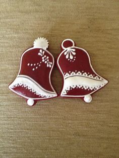 Crazy Cookies, Cut Out Cookies, Christmas Goodies, Christmas Time, Christmas Sugar Cookies, Cookie Designs, Secret Santa, Xmas Decorations, Cookie Decorating