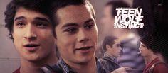 Teen Wolf - Stiles And Scott by TeenWolfInstinct on DeviantArt Scott And Stiles, Teen Wolf Stiles, Actors & Actresses, Favorite Tv Shows, Best Friends, Deviantart, Books, Movies, Images