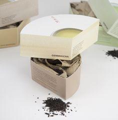 Japanese Tea Box by Tim Khametov, via Behance
