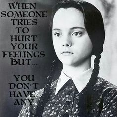 When someone tries to hurt your feelings but you don't have any - #INTJ #ESTJ