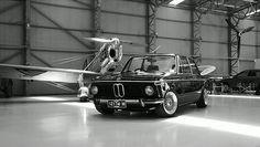 Vintage BMWs rule