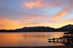 Villa La Angostura, Argentina...descorchar un vinito mirando este paisaje...