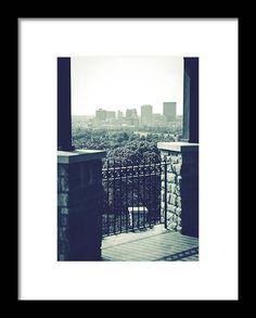 Dayton Ohio, Prints For Sale, Polaroid Film, Skyline, Wall Art, Artwork, Photography, Vintage, Art Work