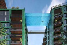 Sky Pool London - Arup Associates